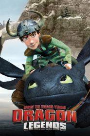 DreamWorks przedstawia: Jak wytresować smoka – legendy