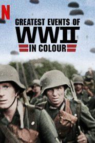 Najważniejsze wydarzenia II wojny światowej w kolorze
